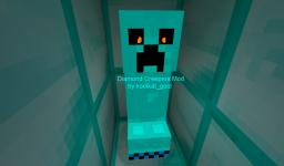 Diamond Creepers Mod RETURNS! 1.3.1/1.3.2 (NO MODLOADER!) Minecraft Mod