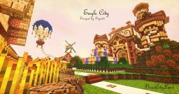 Eagle City - Minecraft Cinematic HD Minecraft