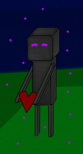 enderman and creeper love story 66422 loadtve