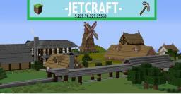 JetCraft Server Minecraft Map & Project