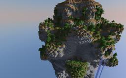 Mandlebulb Fractal [Tuff Terrain #1] Minecraft Map & Project