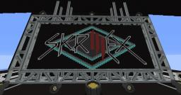 Skrillex Concert Stage Minecraft Map & Project
