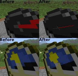 HD Compass and Clock Minecraft Texture Pack