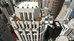 High Rossferry - One Atlantic Centre Minecraft Project