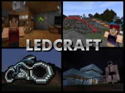 LEDCraft - Modern Texture Pack Minecraft