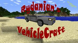 [1.2.5] VehicleCraft v.1.1.0 - Now with multiple colors! 1.2.0 Out Tomorrow! Minecraft Mod