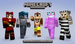 New Minecraft Skin Pack For Xbox 360! Minecraft