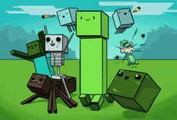 A Minecrafters Guide to Murderous Mobs [Tutorial] Minecraft Blog Post