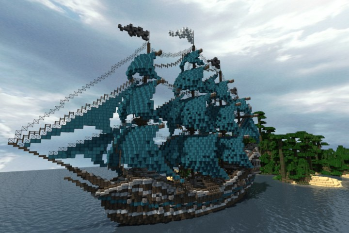Minecraft How To Build Some Boats
