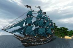 Princess Doria Royal Flagship Minecraft Map & Project