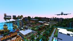 Olann City Minecraft Project