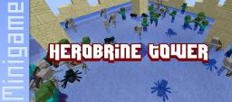 Herobrine Tower Updated for 1.3 Minecraft Map & Project