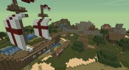 Quest of Etceria Minecraft Map & Project