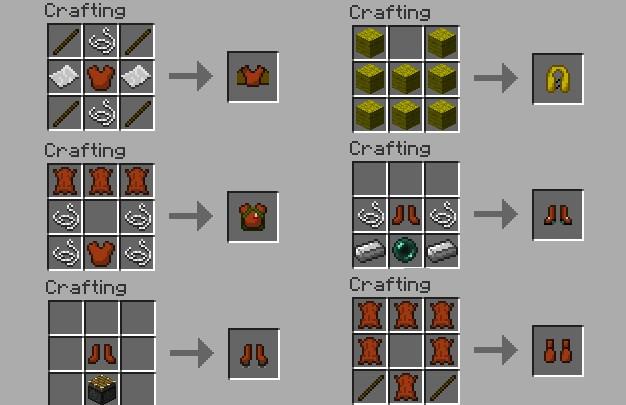 Как сделать пирог в майнкрафте 151
