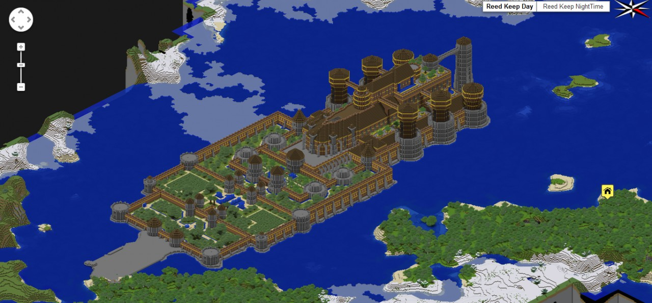 Red Keep Minecraft Project