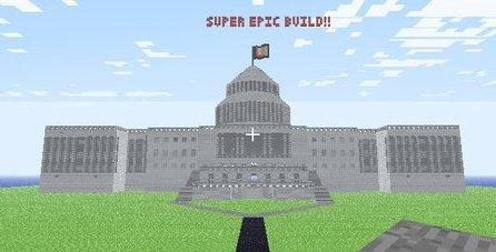 Super Epic Build Minecraft Server