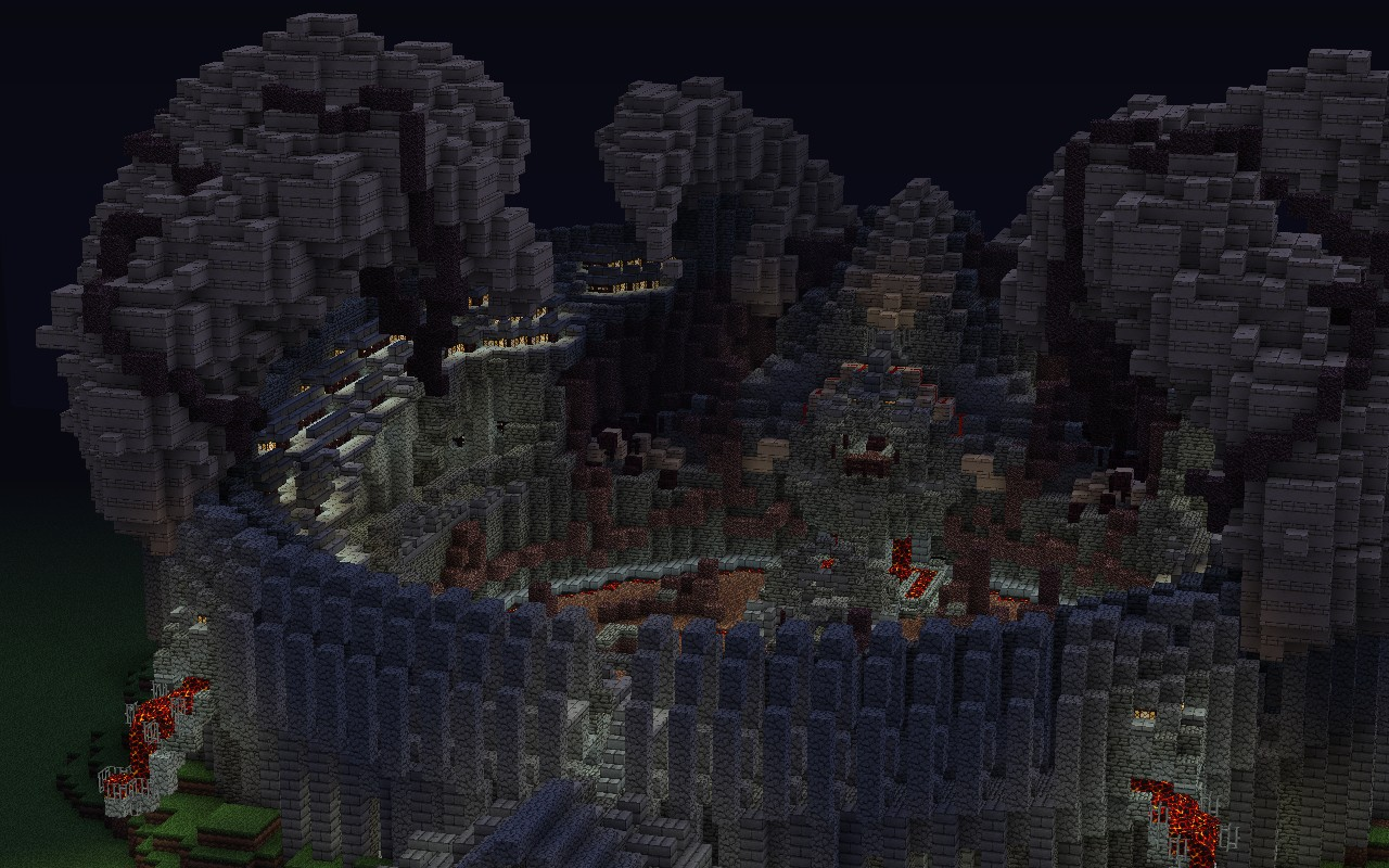 Arena Ignition Mob Arena Minecraft Project