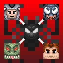 Spiderman Skin Series