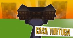Casa Tortuga (Unfurnished) Minecraft Map & Project