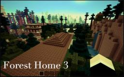 Atlantis: Forest Home 3 Minecraft Map & Project