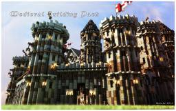 Medieval building pack! [AngelBlockApp] Minecraft