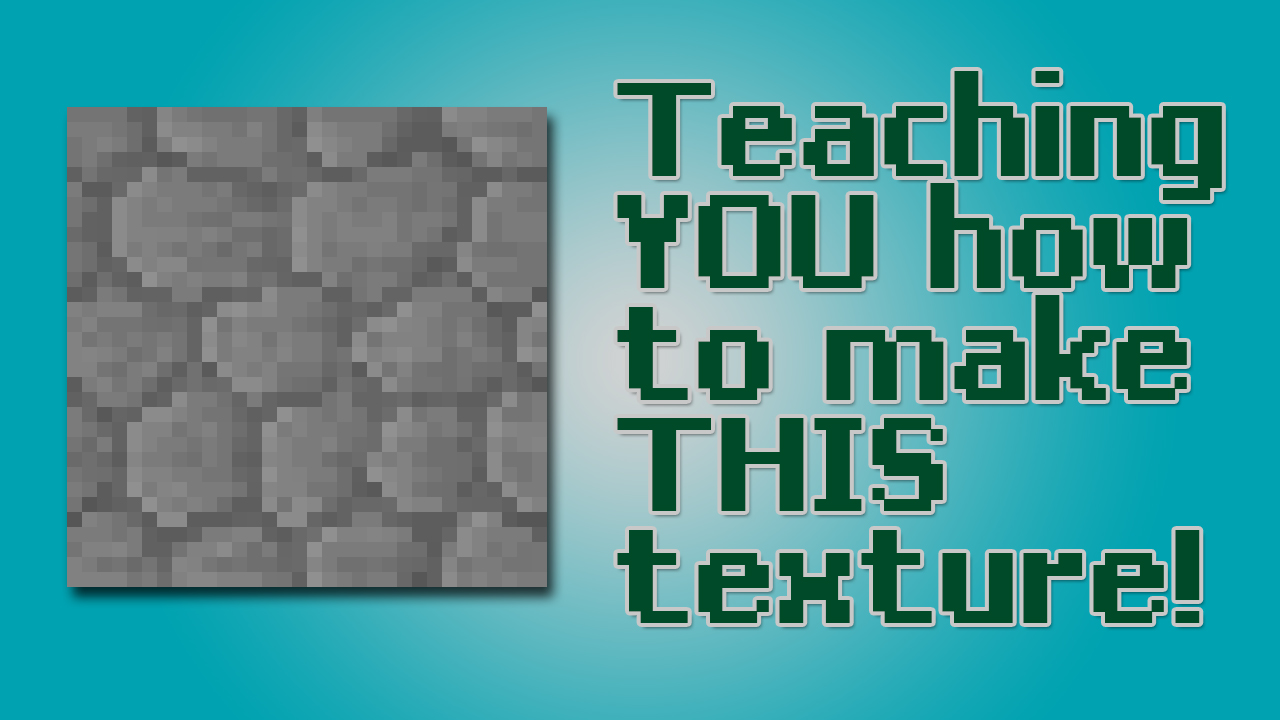 Tutorial creating my cobblestone texture 32x shading tutorial creating my cobblestone texture 32x shading baditri Gallery