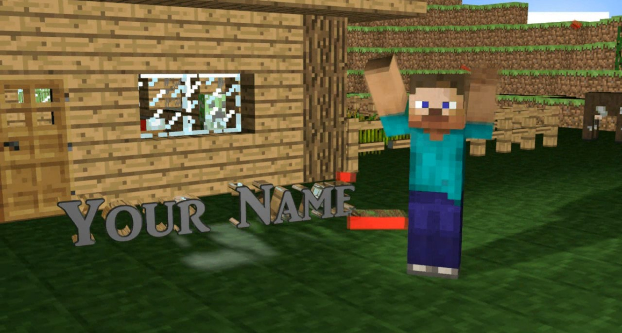 Minecraft Intro (Android) Download - YouTube