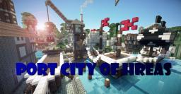Port City of Hreas Minecraft Map & Project