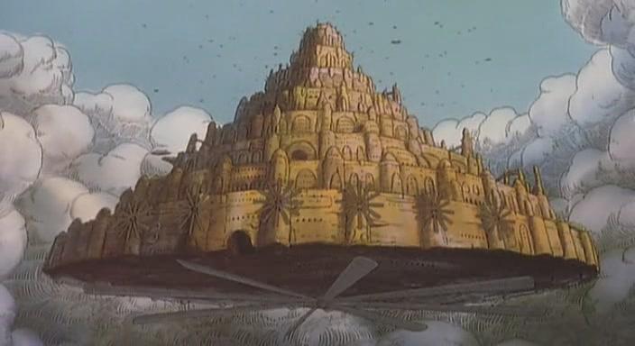 Laputa Castle In The Sky Conscriptcraft 1 5 1