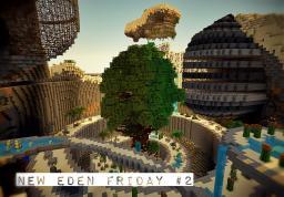 Serenity Minecraft World Showcase- New Eden Friday #2 Minecraft Map & Project