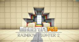 Rainbow Fighter 2 Minecraft