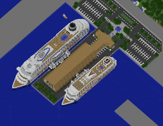 Boat Craft Minecraft Server