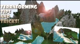 Terraforming: Tips & Tricks! [MCEdit][Worldedit][Voxelsniper][amidst][SPcommands][Worldpainter] Minecraft Blog Post