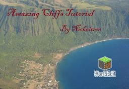 Make amazing cliff with world edit Minecraft Map & Project