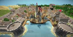 Baystone (Medieval Port Town) Minecraft Project