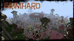 Grimhard (Orc Town of World of Toria) Minecraft Map & Project