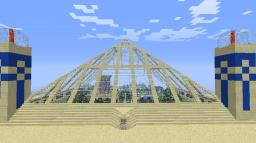 Piramid orangery Minecraft Map & Project