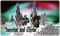 Survive and Thrive! series (3) Winter Wonderland Minecraft Map & Project