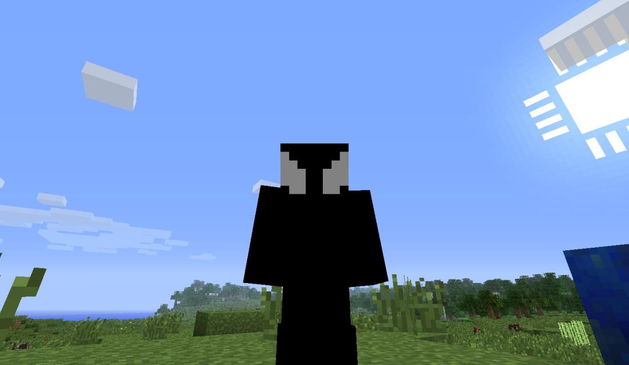 Black Good Spider Armor