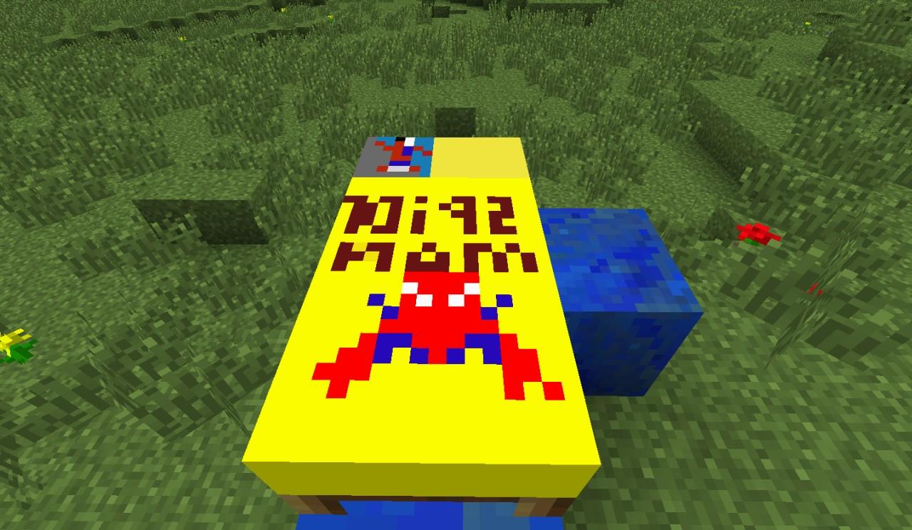 SpiderMan Bed