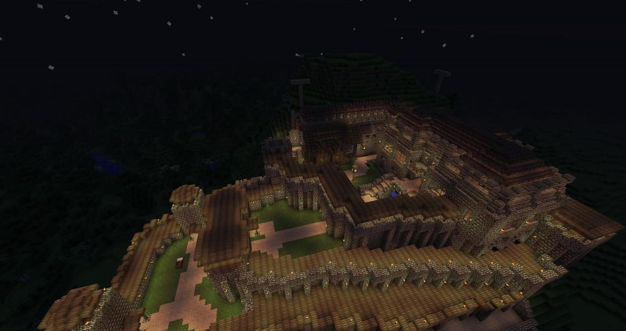 Step 6 at Night