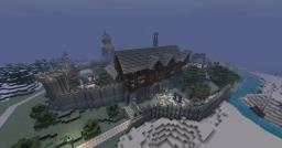 Kingdom of Eleusis Project - Elf-Craft Team Minecraft Map & Project