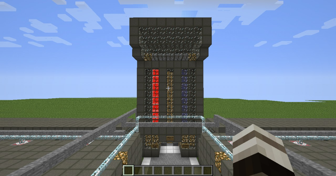 Control Tower (Reactor On)