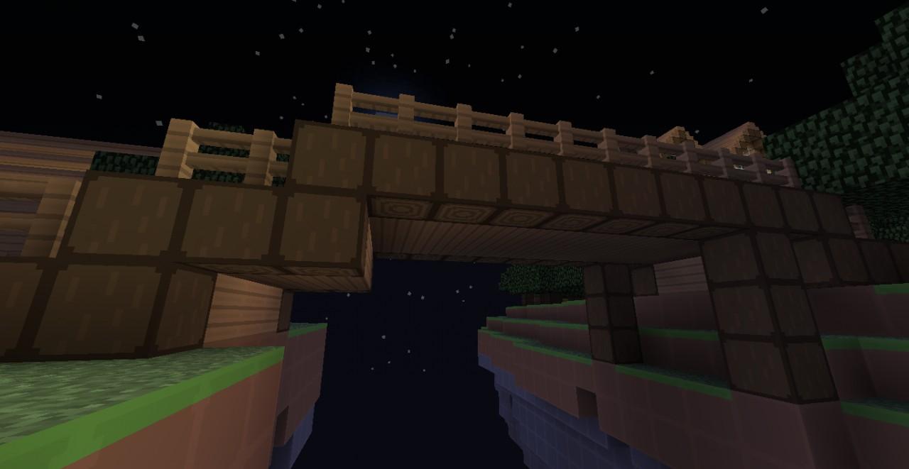 Bridge from my server
