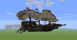 Dastardly Dependence (airship) (competition) Minecraft Map & Project