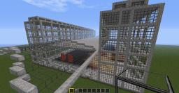 Hauptbahnhof Berlin by jonato99 Minecraft Map & Project