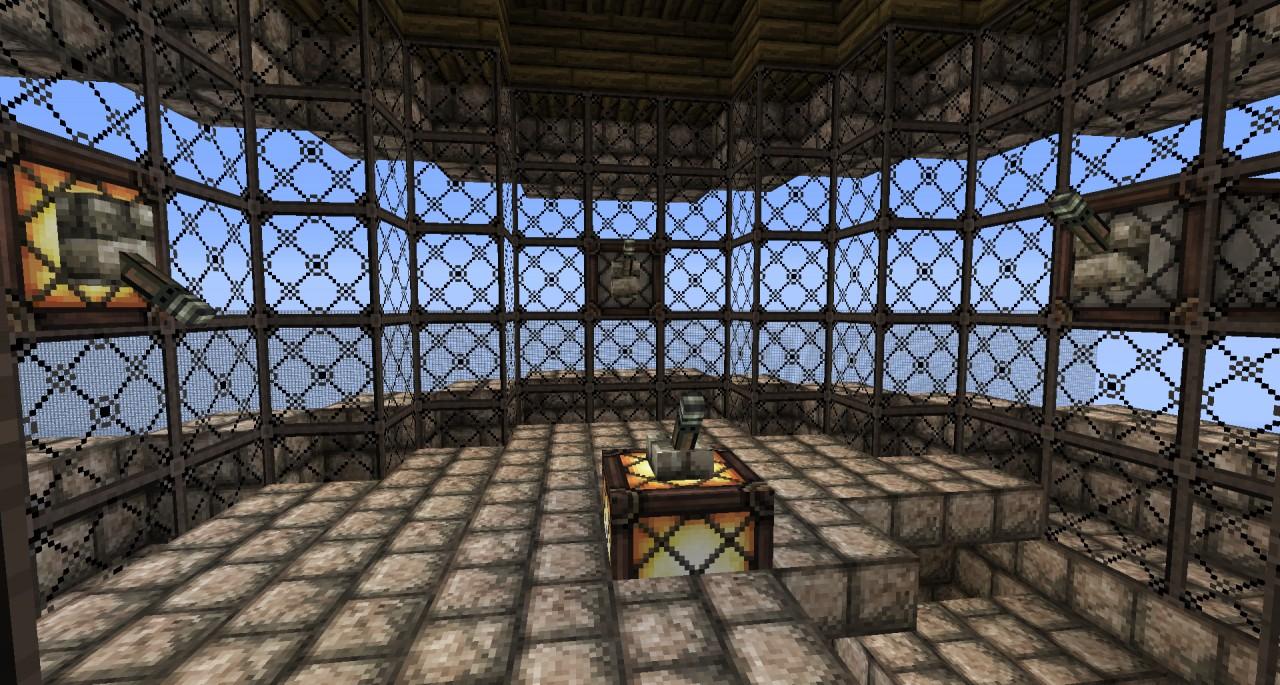 Lighthouse - Lights Room