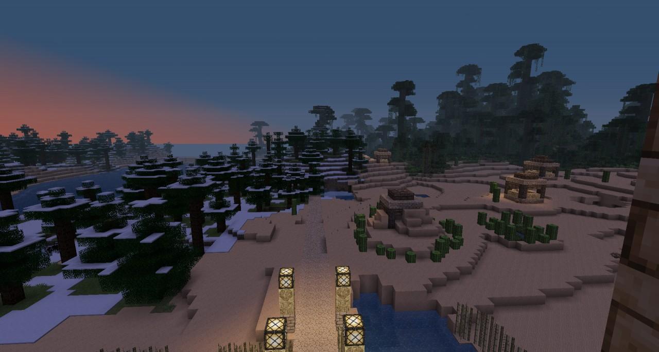 Desert Village - Homes