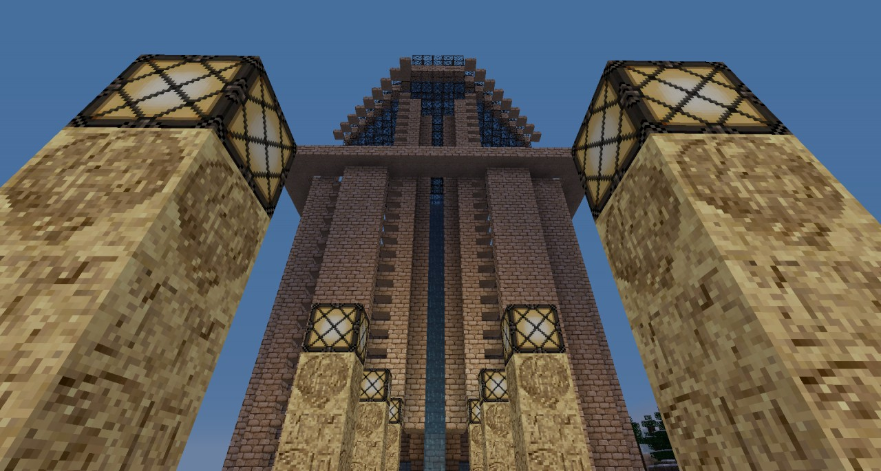 Desert Village - Water Tower