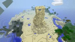 Sword Games Minecraft Map & Project